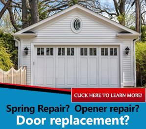 Blog | Replacing your garage doors